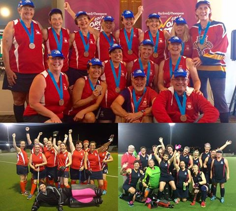 Turf Queens take on World Masters Games