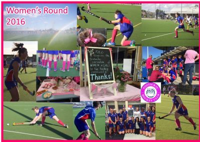 Women's Round 2016