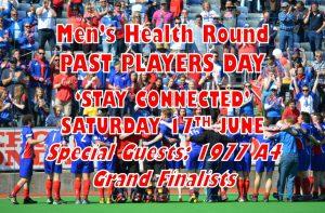 Men's Health Round @ FHC – Saturday 17th June