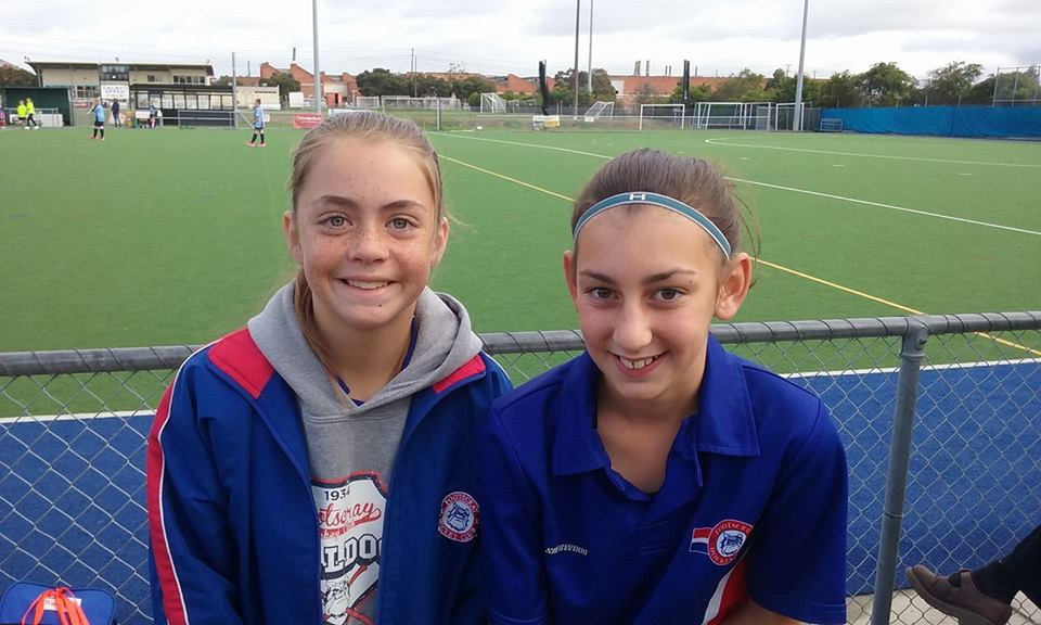 Two from FHC selected in U12 SSV Team!