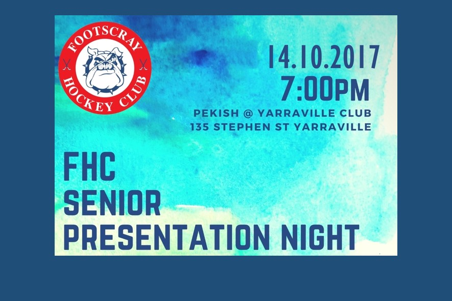 3 DAYS LEFT TO PURCHASE SENIOR PRESENTATION NIGHT TICKETS