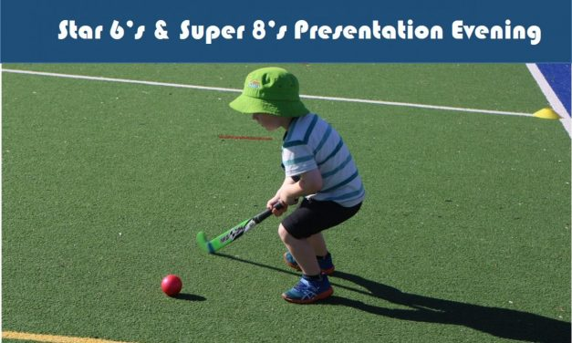 Star 6's & Super 8's Presentation Evening