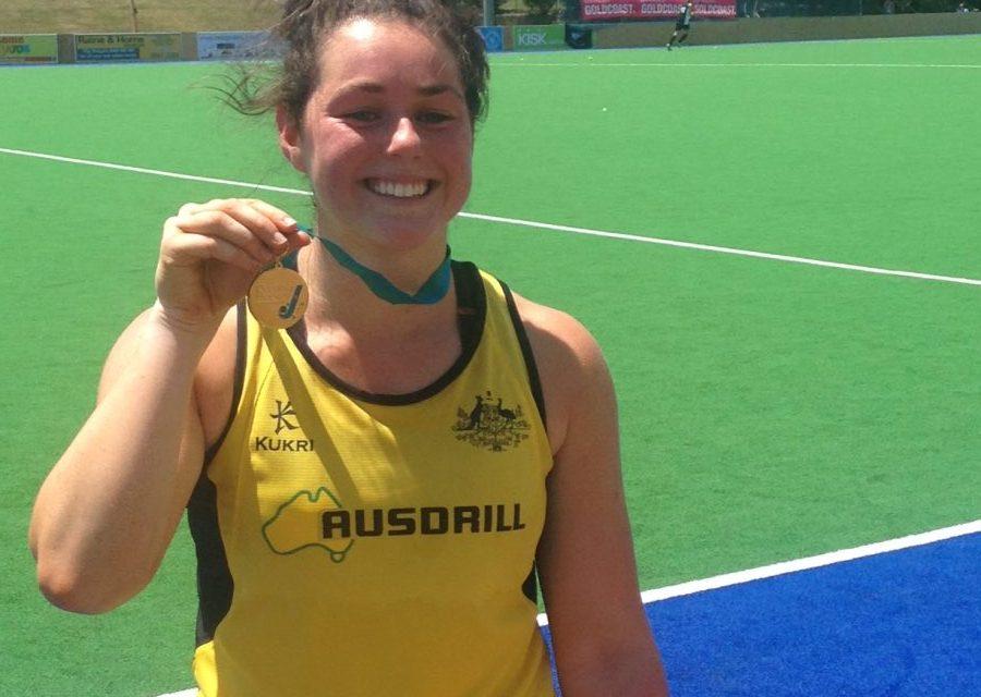 Colasurdo makes Aussie Junior Squad