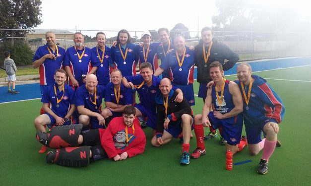 RUNNERS UP PREMIERS MEN'S METRO B