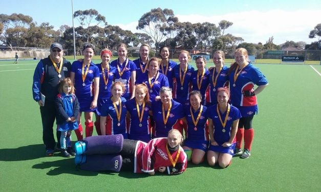 RUNNERS UP PREMIERS WOMEN'S PENNANT D
