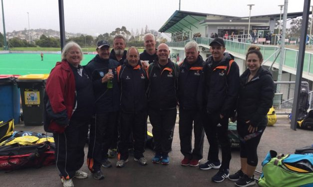 MEN'S MASTERS CHAMPIONSHIPS WRAP UP