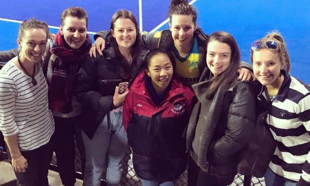 LILY BRAZEL & HOCKEYROOS GAME #2