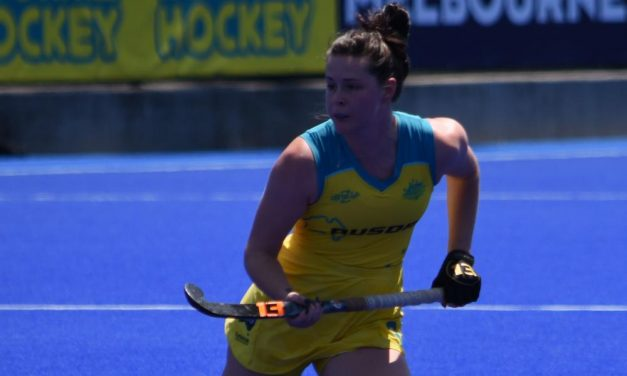 LILY BRAZEL AND THE HOCKEYROOS CLEAN SWEEP IN ADELAIDE