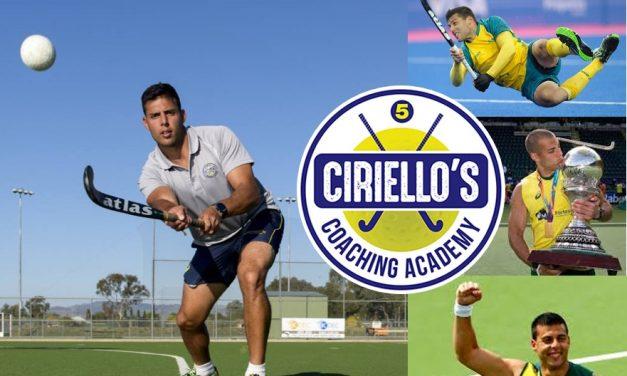 CHRIS CIRELLO ACADEMY REGISTRATION