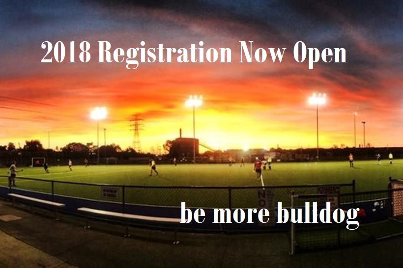 2018 REGISTRATION NOW OPEN