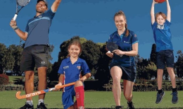 MARIBYRNONG LEADER: GET SET TO SWEAT AT EXPO