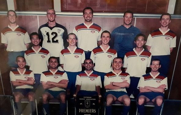 20th ANNIVERSARY – SL2 PREMIERSHIP