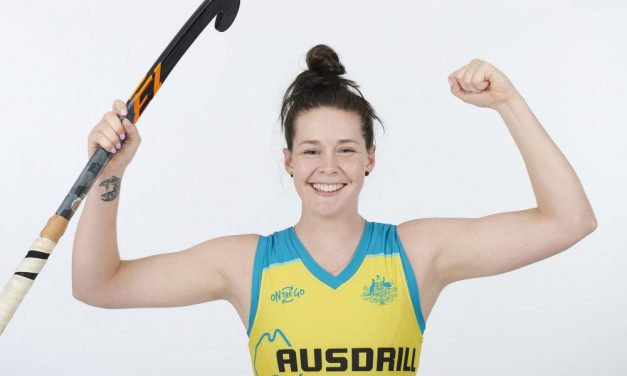 LILY BRAZEL & HOCKEYROOS @ TRI NATIONS