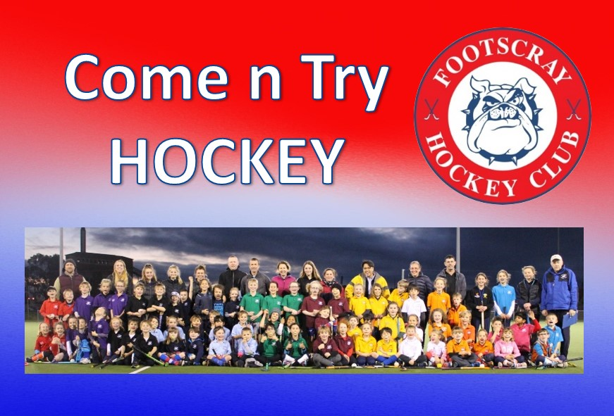 COME and TRY HOCKEY CLINICS @ FHC