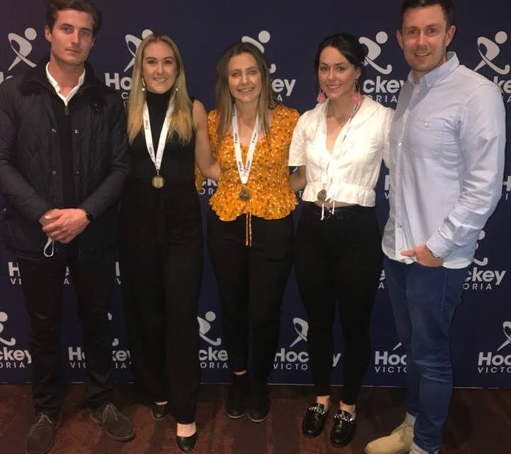 HOCKEY VICTORIA AWARDS NIGHT ALL STARS TEAM – FHC REPS