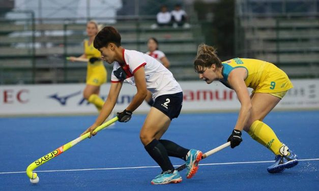 BRAZEL SELECTED IN HOCKEYROOS FOR CHAMPIONS TROPHY