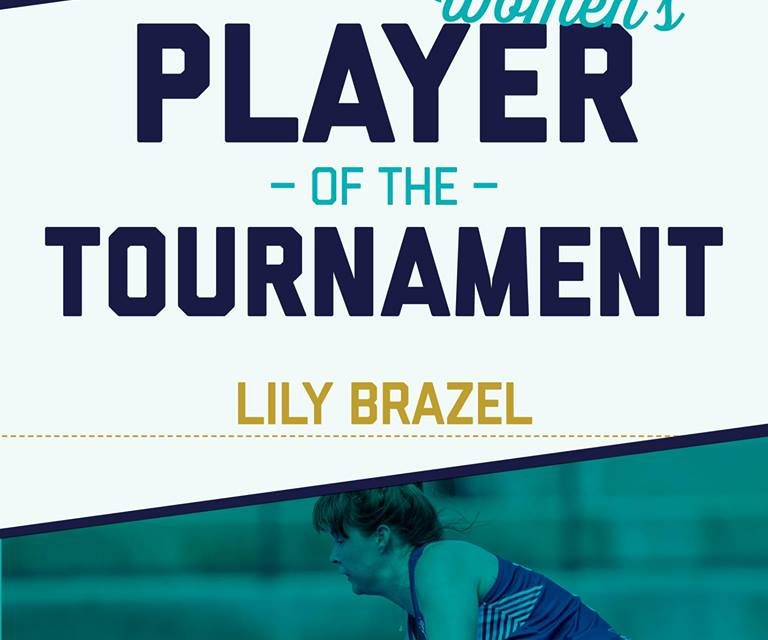 BRAZEL TAKES OUT HIGHEST HONOUR AT AHL