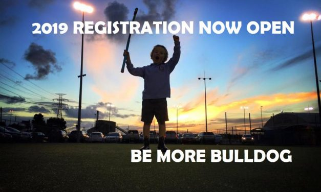 2019 REGISTRATION NOW OPEN