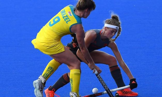 HOCKEYROOS & KOOKABURRAS FALL SHORT