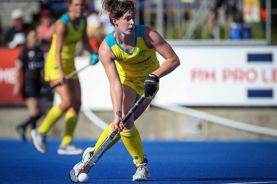 HOCKEYROOS WIN 4-3 IN PRO-LEAGUE