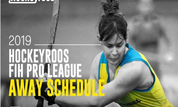 HOCKEYROOS FINISH PRO-LEAGUE HOME GAMES IN 3rd