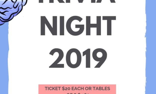 TRIVIA NIGHT – AUGUST 10TH