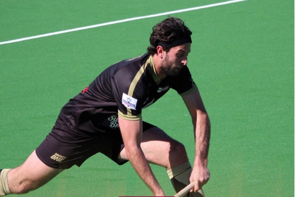 HOCKEY CLUB MELB WIN ROUND #1 & SIMON BORGER PLAYER OF THE DAY