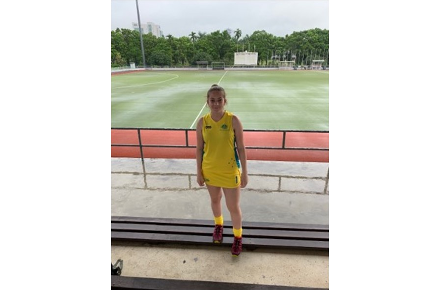 CONGRATULATIONS CHRISTINA & U21 AUSTRALIAN COUNTRY TEAM