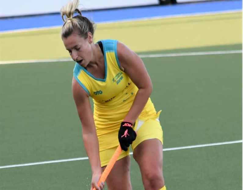 CARLY JAMES & AUSTRALIAN U23 JILLAROOS WRAP UP