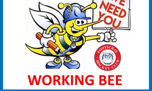 WORKING BEE 10.30am SAT 22nd FEB
