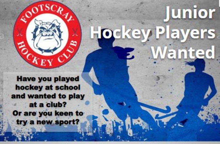 2020 JUNIOR PLAYERS WANTED   SHIELD TRIALS THIS WEEK