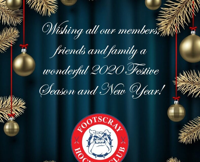 HAVE A WONDERFUL FESTIVE SEASON AND HAPPY NEW YEAR