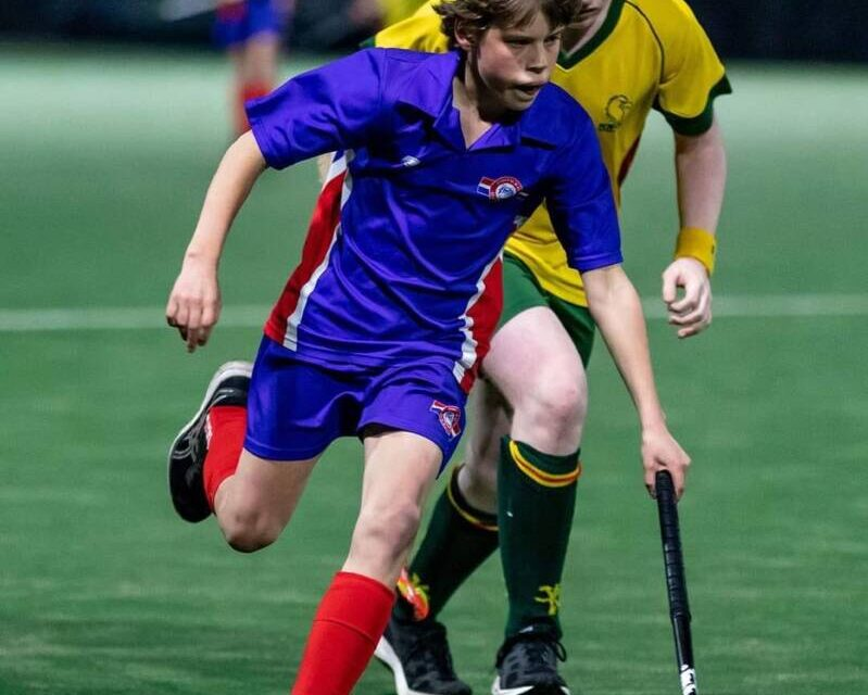 FOOTSCRAY 5 SELECTED FOR HOCKEY VICTORIA'S U15 ACADEMY