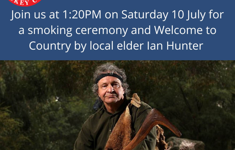 NAIDOC WEEK @ FHC – WELCOME TO COUNTRY