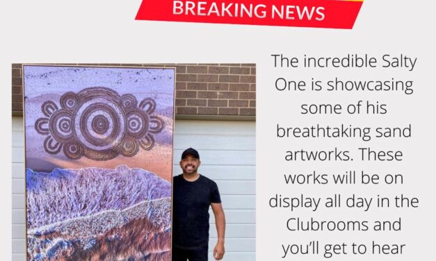 NAIDOC WEEK AT FHC – Salty One Gallery