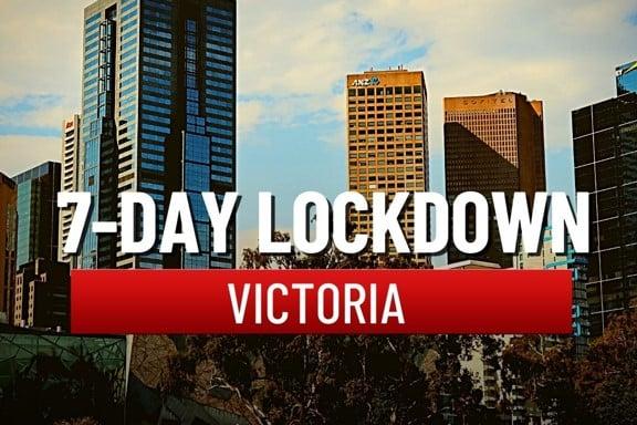 7 DAY LOCKDOWN